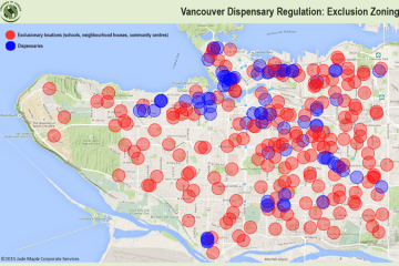 Dispensaries and Zoning in Vancouver
