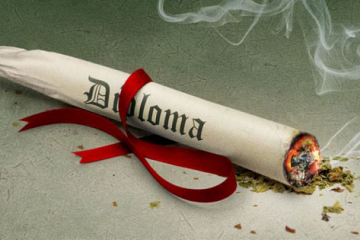College-marijuana