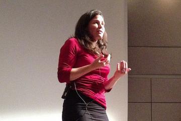 Activist Tonia Winchester
