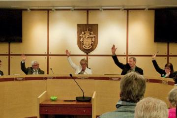 Esquimalt council