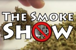 The Smoke Show Title Screen Logo