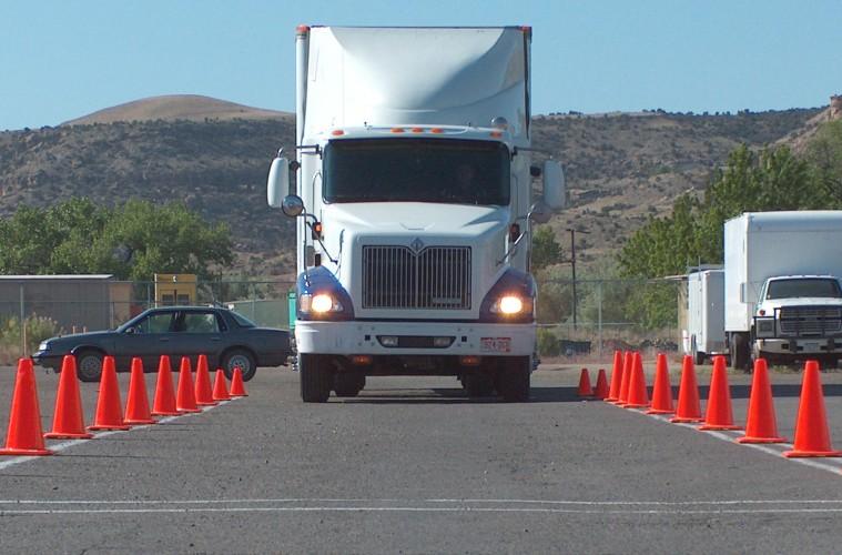 trucktraining