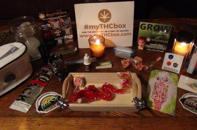 MyTHCbox
