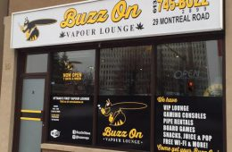Buzz On Vapour Lounge