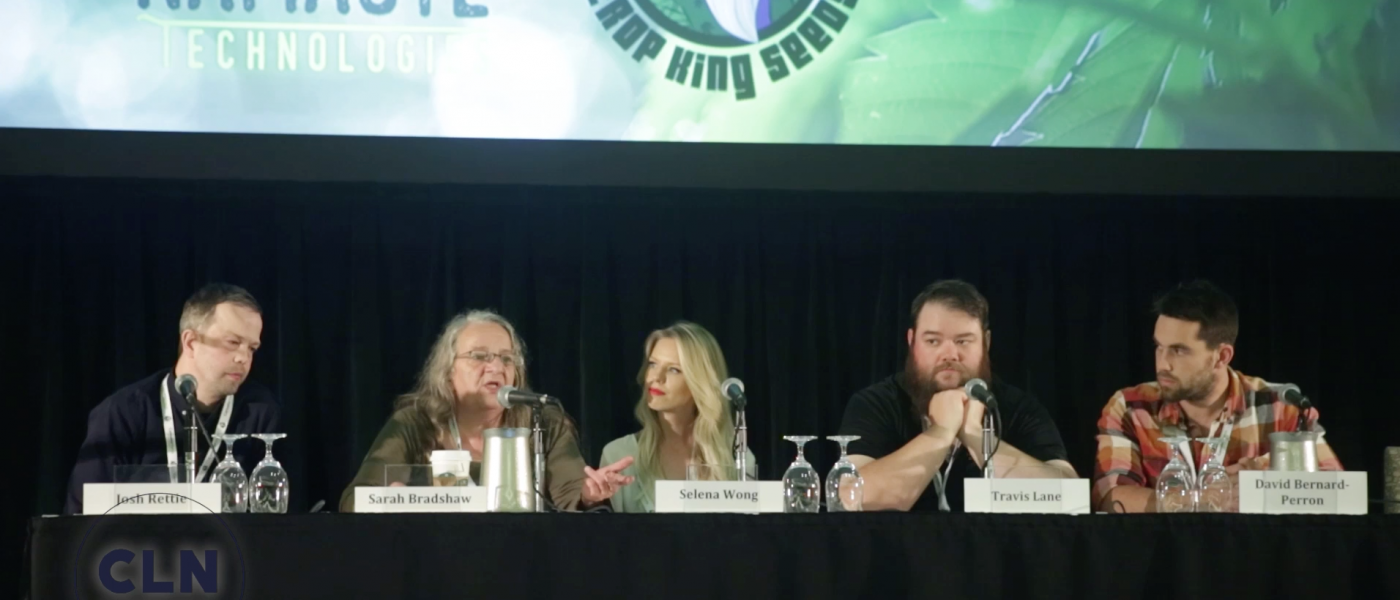 Cannabis Hemp Conference 2016 Panel - Cannabis Growing and Cultivation