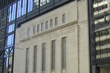 TSX Toronto Stock Exchange