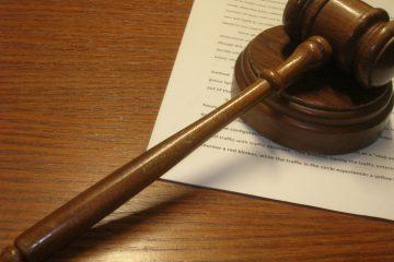 gavel law judge