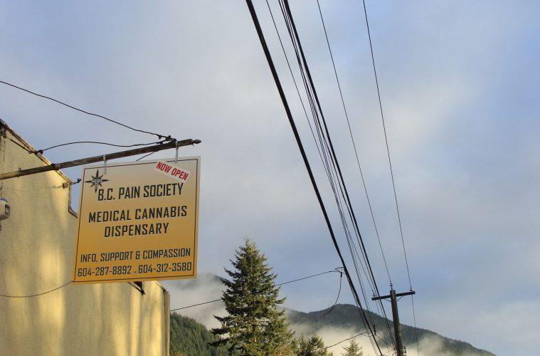 deroche BC Pain Society