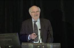 Former BC Premier Mike Harcourt