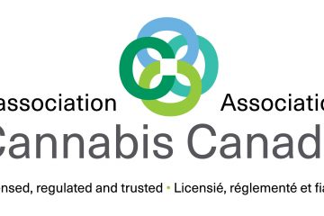 Logo : Cannabis Canada Association (CNW Group/Cannabis Canada Association)