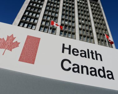 A sign is displayed in front of Health Canada headquarters in Ottawa on Friday, January 3, 2014. THE CANADIAN PRESS/Sean Kilpatrick