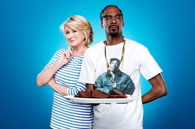 Martha-Stewart-and-Snoop-Dogg-Potluck-Dinner-Party-Press-VH1-2016-billboard-1548