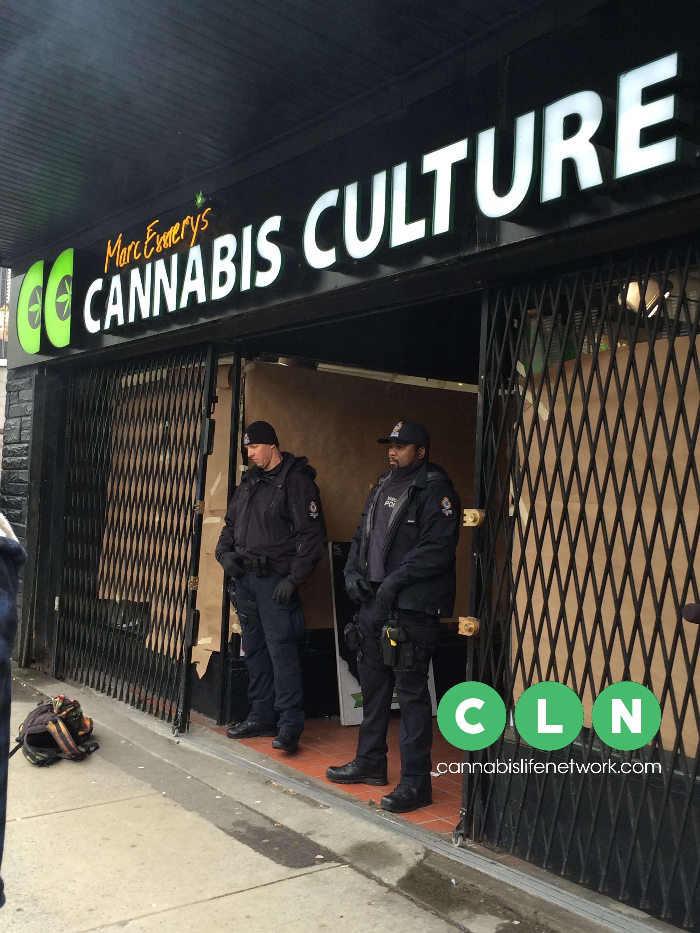 Dankr list all the dispensaries raided since Trudeau took power - Cannabis Life Network