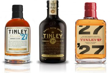 Tinley Launches Cannabis Beverages