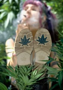 weed boots