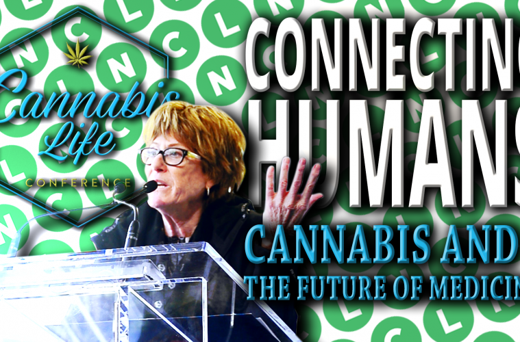 Connecting Humans: Cannabis and the Future of Medicine with Constance Finley