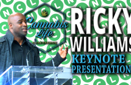 Ricky Williams: Keynote Presentation at CLC 2017