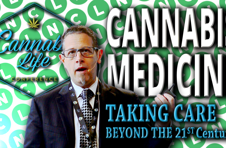 """Cannabis Medicine: Taking Care Beyond the 21st Century"" with Dr. Tishler"