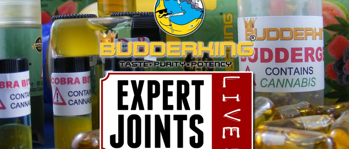 Expert Joints LIVE!: It's Like Budder