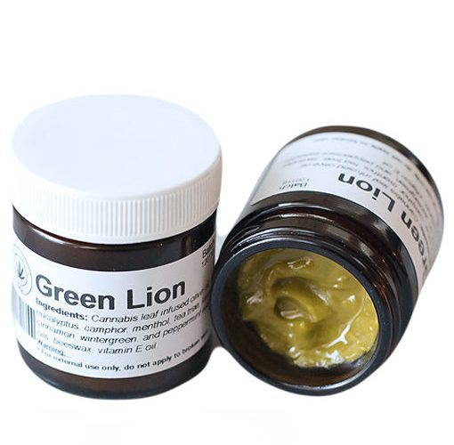 green lion salve