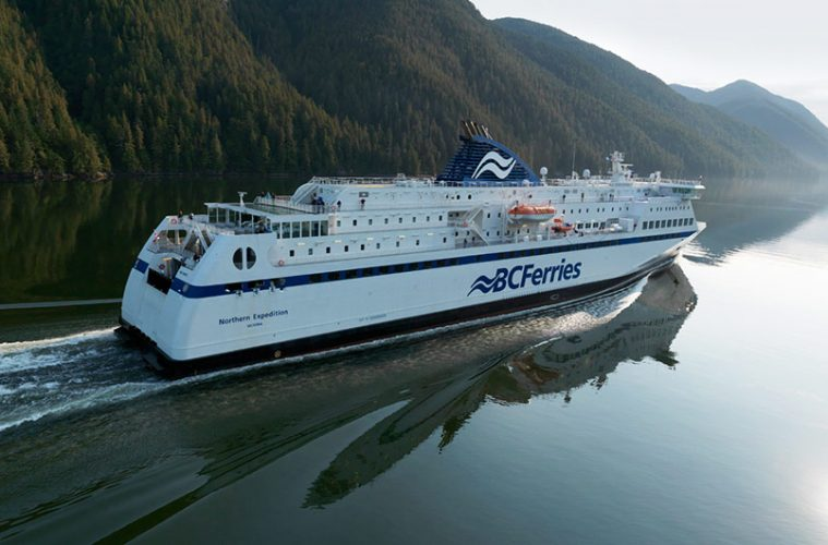 BC Ferries No Smoking Policy No Consideration For Medical - Smoking policy on cruise ships