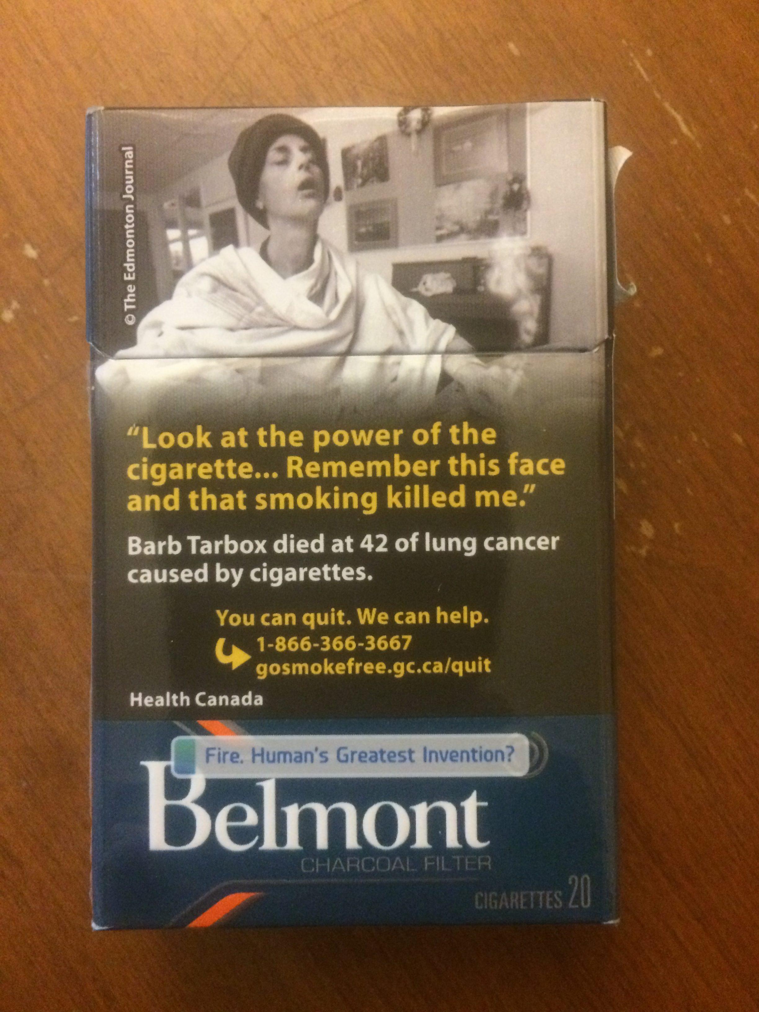 belmont tobacco bc