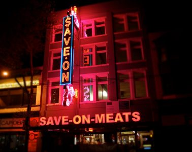 Save On radio meats
