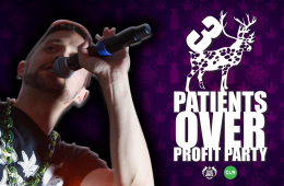 patients over profit