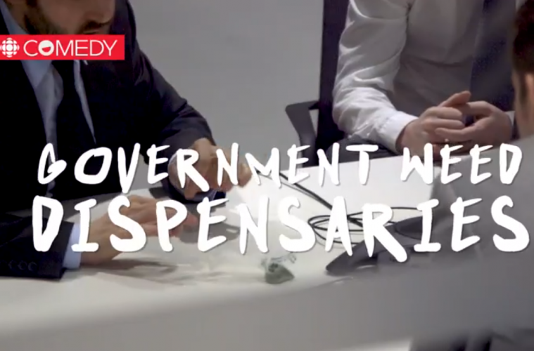 government weed dispensaries