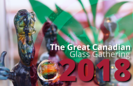 glass gathering