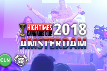 Amsterdam 2018 High Times Cannabis Cup