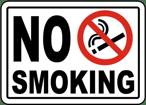 ontario no smoking