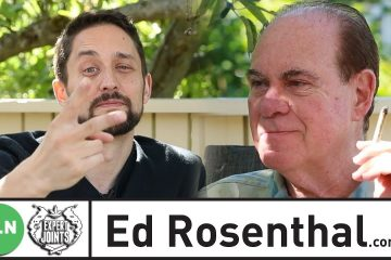 Ed Rosenthal interviewed by Craig Ex of Expert Joints