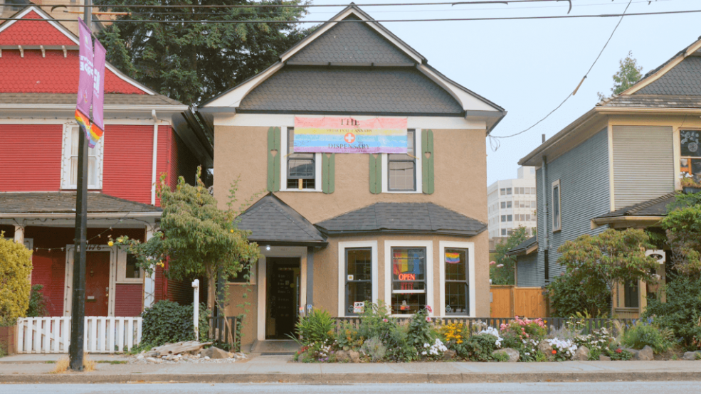 How a local dispensary outsmarted Aurora at Pride