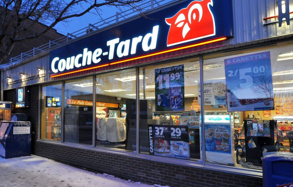 Couche-Tard Fire & Flower